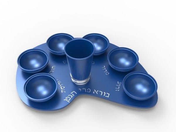 כחול גביע