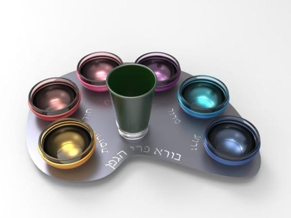 צבעוני פסח גביע