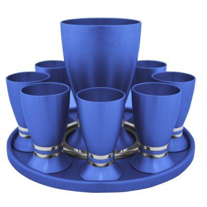 aluminum liquor set 8 Cups