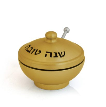 Shana Tova honey dish
