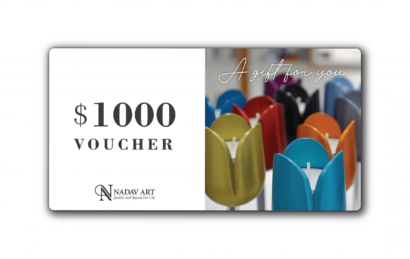 1000 USD gift card