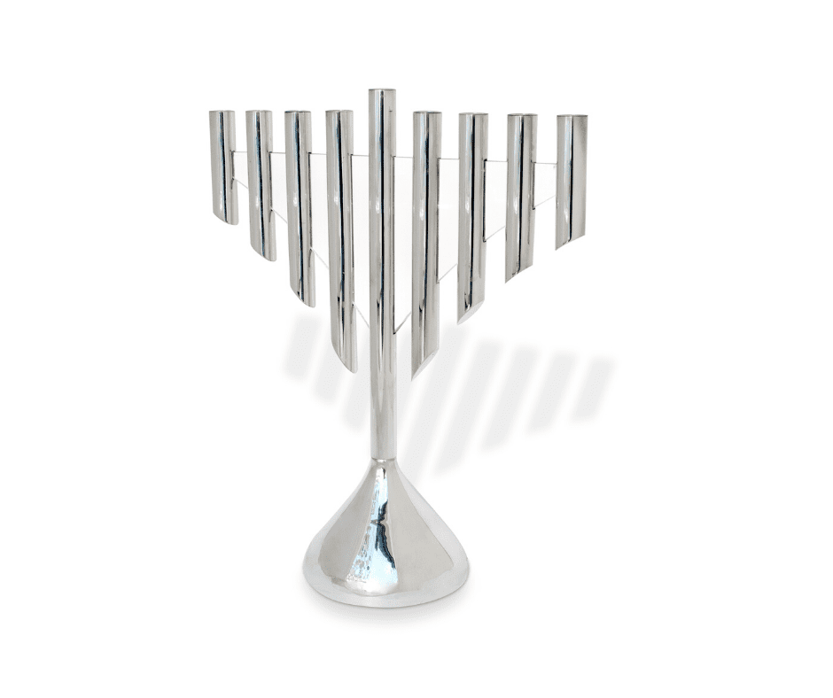 One-of-a-kind Extra Large Hanukkah Menorah