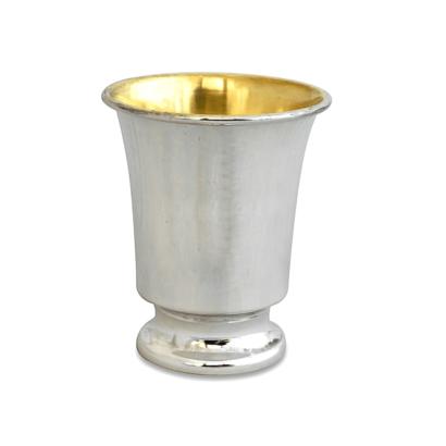 Modern Sterling Silver Kiddush Cup