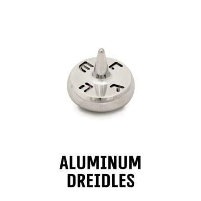 Aluminum Dreidels