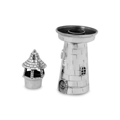 Lighthouse Havdalah Spice Box